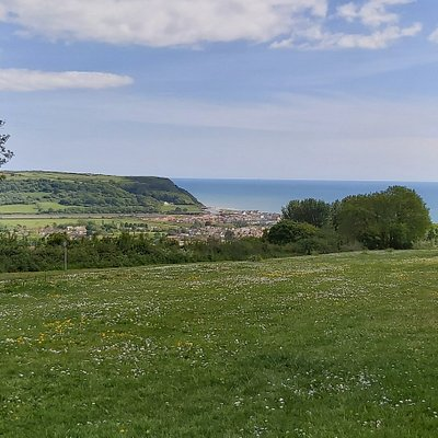 View from Seaton Down Picnic Area