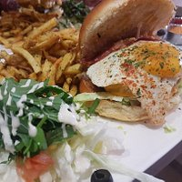 Magnifique burger !!!!!!