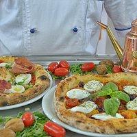 Pizze speciali Sarde
