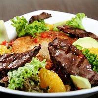 Salada Kobe
