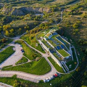 Geopark Kielce - Centrum Geoedukacji Fot. Krzysztof Pęczalski