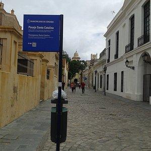 Pasaje Santa Catalina: Ciudad de Còrdoba- Argentina 2020.