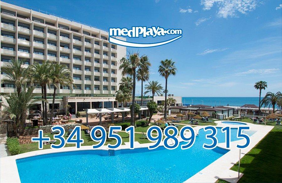 Medplaya Hotel Pez Espada Torremolinos Spanje Foto S Reviews En Prijsvergelijking Tripadvisor