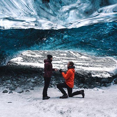 Jökulsárlón Glacier 2020 Awesome moments only with theirs help!
