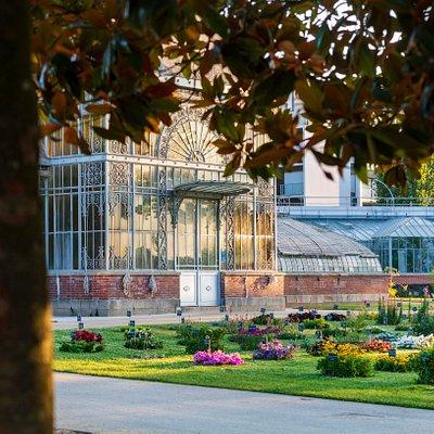 Jardin des Plantes de Nantes ©Ville de Nantes