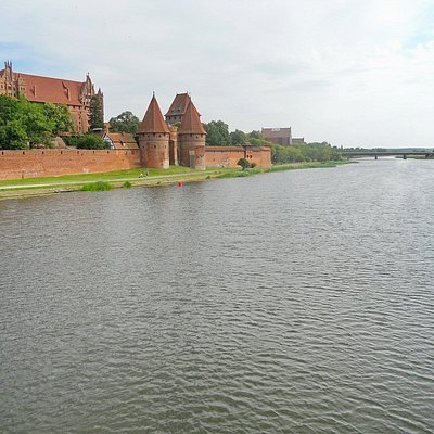 Malbork, Castle View Point