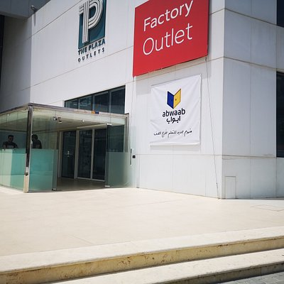 The Plaza outlet