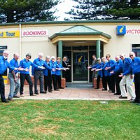 Welcome the the Victor Harbor Visitor Information Centre!