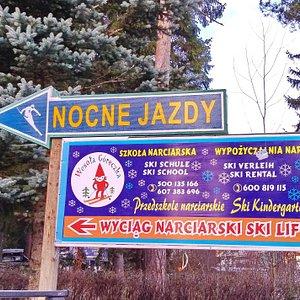 Wesoła Górka - Ski school and Rental