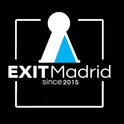 Logotipo EXIT Madrid 2020