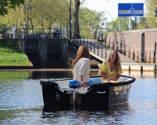 5 persoons verhuurboot in Zwolle