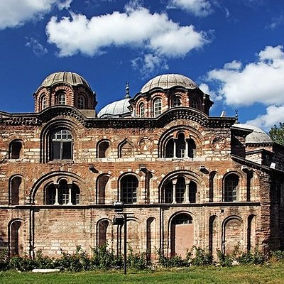 Fethiye (Pammakaristos Church) Mosque/Museum by Cem Akat.