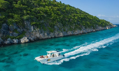 "Explore the ""Best of the USVI"""