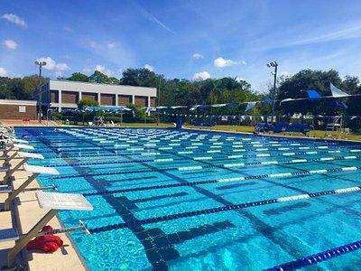 50-Meter Lap Pool