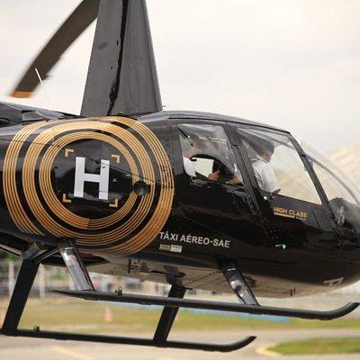 Aeronave PR-BMB - High Class Helicópteros
