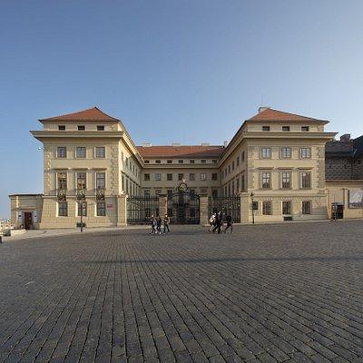 Salmovský palác/Salm Palace - Národní galerie Praha/National Gallery Prague