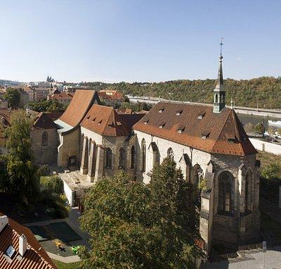 Klášter sv. Anežky České/Convent of St. Agnes of Bohemia - Národní galerie Praha/National Gallery Prague