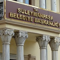 Süleyman Paşa Belediye Binası 1