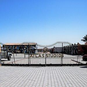 Atlas Studios Production Teams Entrance