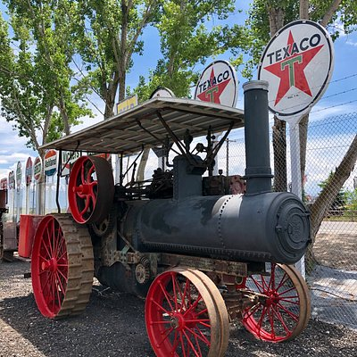 Early 1900s Steam powered tractors that changed American farming forever