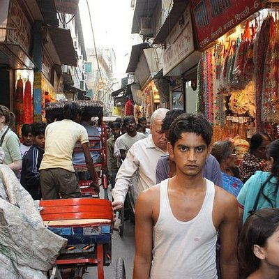Delhi Full Day Tour with Khaled