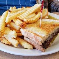 California roast beef sandwich.