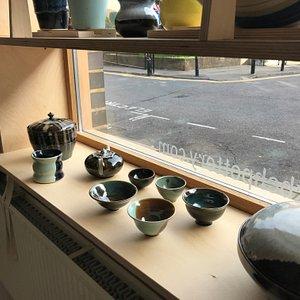 Sak Beh Pottery Window