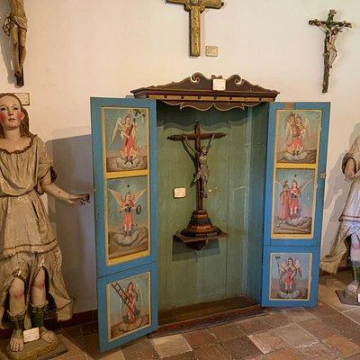 Art religieux colonial