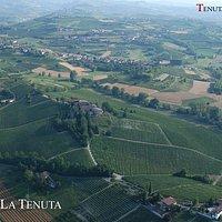 Tra Langa e Monferrato  la tenuta Produce:  Alta Langa,     Barbaresco,   Barbera,  Moscato
