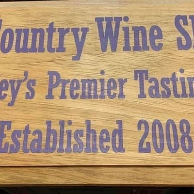 First tasting Room in Wimberley! Sommelier