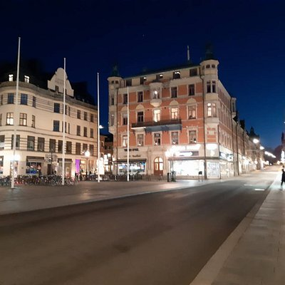 La Plaza Mayor de Linkoping