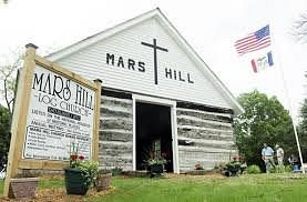 Historic church in bloomfield