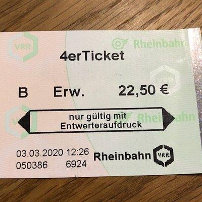 Ticket 4 viagens