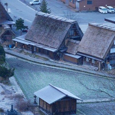 Observation deck shirakawago08