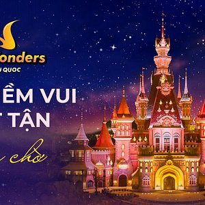 VinWonders Phú Quốc - Nơi niềm vui bất tận đón chờ