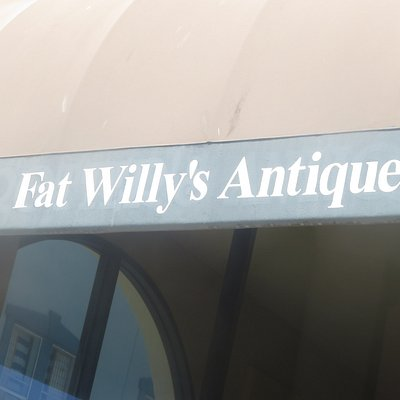 Fat Willy's Antiques, Pacific Grove, CA