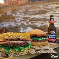 Pasta Burger Neapolitan Treat & N 2 Street Treat