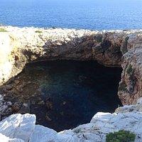 """Pirate's Cave"" - Paros, Greece"
