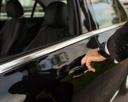 Luxury vehicles and professional English speaking drivers