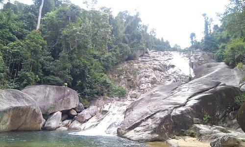 Ma Hao Waterfall!