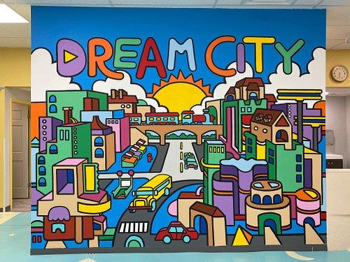 Dream City Mural