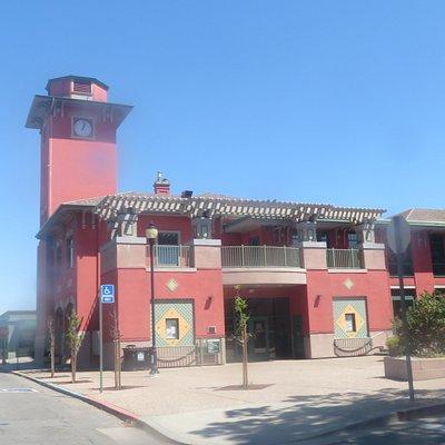 City Hall, Pacific Grove, CA
