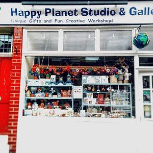the shop front May 2020