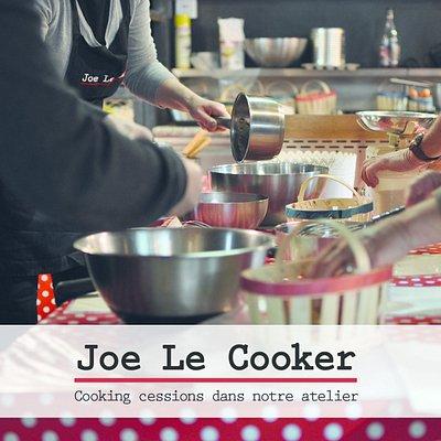 Joe Le Cooker cours de cuisine du débutant au confirmés