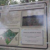 Parque Forestal Adolfo Suárez