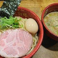 19.06【三鈷峰】特製つけ麺