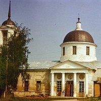 Церковь Покрова Пресвятой Богородицы в Буняково