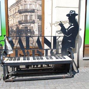 Ławeczka Vabank