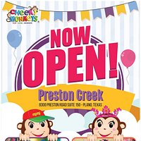 Cheeky Monkeys has reopened !