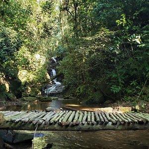 Cachoeira do Sapatú